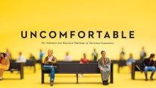 Uncomfortable: Uncomfortable Holiness