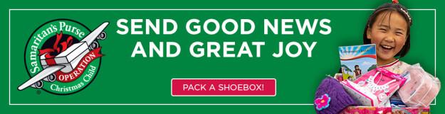 Operation Christmas Child Shoebox Packing Party