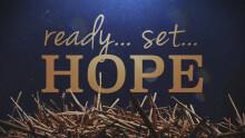 Ready, Set, Hope: Harod and Joseph
