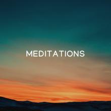 Meditation in Matthew 13
